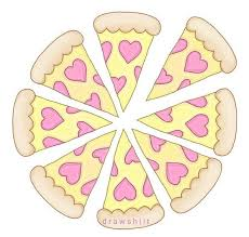 transparent pizza slice tumblr. Perfect Transparent Drawing Hearts Love Overlay Pizza Png Slices Tasty In Transparent Pizza Slice Tumblr E