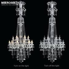 large crystal chandelier lighting galaxy long crystal chandelier light fixture lights clear large hotel crystal light