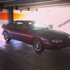 Tyler Smith's 1997 Chevrolet Monte Carlo