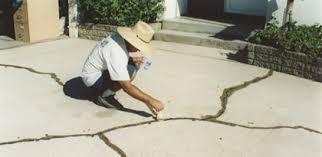 how to resurface a driveway. Plain How Crack Repair Prime Cracks Site ConcreteNetworkcom  In How To Resurface A Driveway