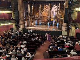 Cibc Seating Chart With Seat Numbers Cibc Theater Dress Circle Right Center Rateyourseats Com