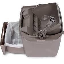 hagen catit hooded cat litter box. CatIt SmartSift Litter Box Hagen Catit Hooded Cat T