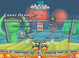 Cover Orange Journey Space Walkthrough Youtube