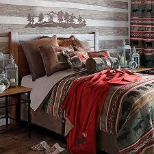 camp big bear bedding sets