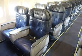 spirit airlines big front seats