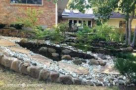 stacked rock retaining wall river rock retaining wall landscape stones landscape blocks retaining wall design stacked