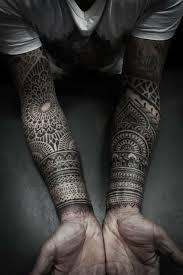 Alexis Calvié Black Heart Tattoo Tattoo Lotos Mandala