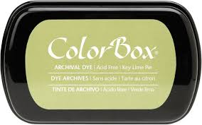 Colorbox archival dye ink pad Pumpkin Pie hot sale www.luzanco
