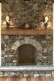 rustic stone fireplace mantel for cozy ideas mantle original patina mantels e51 mantels