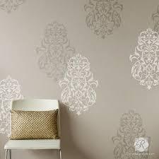 bohemian moroccan decor with large wall stencils royal design studio on art deco wall stencils uk with indian stencils turkish stencils diy boho chic wall stencils