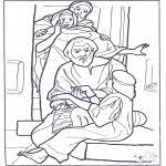 Bijbel Kleurplaten Nieuwe Testament Kleurplaten Bijbel