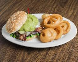 Fire pit wings and burgers menu. Menu Pub 85