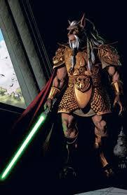 bothan jedi. Contemporary Jedi KaiHudorraBoss In Bothan Jedi O