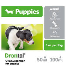 Drontal Feline Dosage Chart Drontal Drontal Puppy Suspension Roundwormer