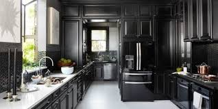 12 Black Kitchens That Are Right on Trend for 2018