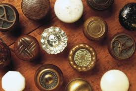 vintage doorknobs are collectible items