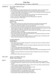Claims Assistant Sample Resume Claims Assistant Resume Samples Velvet Jobs 1