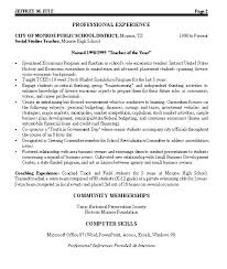Gallery Of Civic Leader Political Resume Example Resume Examples