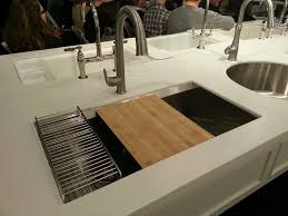 kohler kitchen sinks sink with removable cutting