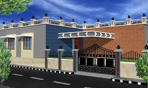 Small Picture House 3d elevation design Clasf