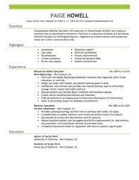 Social Work Resume Template Social Worker Resume Template Proyectoportal Aceeducation 18