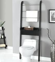 towel storage above toilet. Bathroom Stand Over Toilet The Cabinet With Towel Bar Glass Shelf . Shelves Storage Above H