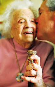 Oldest Marion woman receives Boston Post Cane - News - southcoasttoday.com  - New Bedford, MA