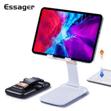 <b>Essager</b> [ Hot Sale ] <b>Foldable</b> Mobile Phone Desk <b>Stand</b> , IPhone ...