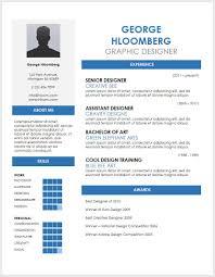Kallio Simple Resume Word Template Docx Saneme