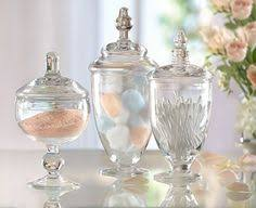 Decorative Glass Jars With Lids Shapely Glass Pedestal BonBonApothecarySweetCandy Jar Home 29