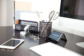 office table beautiful home. Beautiful Office Supplies For Desk Home . Pen Best Table S