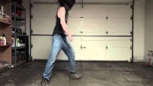 The origins of hardcore dancing