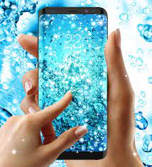 Water drops live wallpaper for Android ...