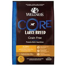 Core Puppy Large Breed Puppy Wellness Pet Food