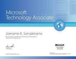 Microsoft Certificate Template Online Course Microsoft Word 24 Certificate And CEUs Mandegar 4