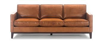 Leather sofa designs New Hom Furniture Thorpe Leather Sofa By Thomas Cole Designs Hom Furniture