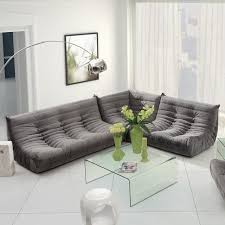 Zuo Modern Circus Sectional Sofa Set Modern Sectional Sofas