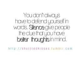 Quotes On Defending Yourself Best of Quotes About Defending Yourself 24 Quotes