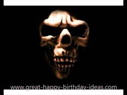 halloween birthday greeting scary birthday greetings atletischsport