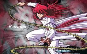 Free Download Kurama Yu Yu Hakusho ...