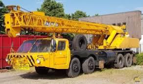 Truck Cranes Telescopic Boom Tadano Specifications Cranemarket