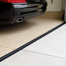 garage door sealTsunami Garage Door Seal  Black in Garage Floor Protection