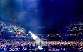 Eric Churchs Fan Loyalty Breaks Nashvilles Nissan Stadium