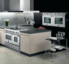 side by side double oven electric range. Plain Oven Side By Ovens The Appliance Trend Your Chef Will Love   Single And Double Wall Appliances Open Both Doors 36  In Side By Double Oven Electric Range R