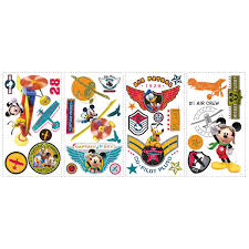 mickey mouse removable decals mickey mouse removable decals