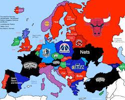 can european cities support an nba franchise – european