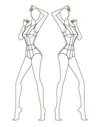 female body outline template body line drawing at getdrawings com free for personal use body