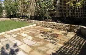 impressive stone paver patio ideas garden paving stones ideas