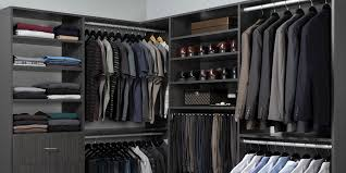 custom closet and garage