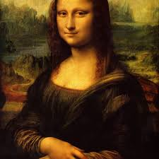 paintings mona lisa by leonardo da vinci